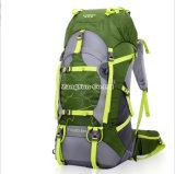 A trouxa ao ar livre da trouxa do curso, ombros 60L Waterproof sacos de acampamento