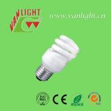 De volledige Spiraalvormige T2-9W E27 Energie van de Lamp van CFL - besparingsBol