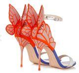 Chaussures élégantes et confortables de femmes de talon haut de laçage