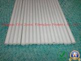 Poids léger et petit tige en fibre de verre de frottement