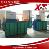 Waste PaperのためのXtpack Twin Chamber Baler Machine