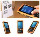 Dispositivo del colector de datos/colector de datos Handheld industriales con el programa de lectura/WiFi/3G/GPS del código de barras 1d