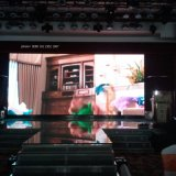 Panneau polychrome extérieur en gros d'Afficheur LED de P5 SMD