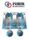 moldeo por insuflación de aire comprimido de la botella del animal doméstico 5L para la máquina Semi-Auto
