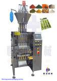 Máquina de embalagem imediata dos saquinhos do pó da bebida das multi trilhas