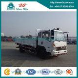 Sinotruk HOWO 가벼운 의무 트럭 130HP 8 톤 화물 트럭