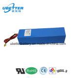 Paquete de la batería de ion de litio para la batería del Li-ion de la E-Vespa
