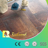 грецкий орех Laminbate Wooden Wood Laminate Flooring 12.3mm Woodgrain Texture