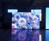 실내 높은 정의 P6 LED 단계 스크린