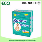 Солнечно пеленка младенца качества ранга наградная с супер Absorbency