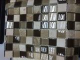 Mosaico lineare della parete/mosaico di cristallo/mosaico di vetro/mattonelle di mosaico di pietra