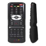 Regulador alejado teledirigido negro STB de la TV teledirigido