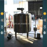 máquina de fabricación detergente del acero inoxidable 2500L