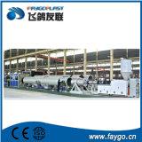 máquina/línea de la protuberancia del tubo del PVC del HDPE de la velocidad de 25m m