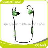 Auriculares sin hilos del auricular elegante mini, auricular de Bluetooth del teléfono móvil, estereofonia Bluetooth de la venta de Hotest