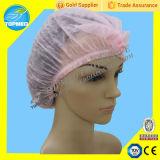 의학 제품 군중 모자 또는 간호 모자, 외과 의학 모자