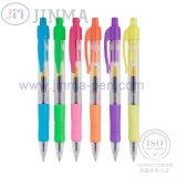 L'encre en plastique &#160 de gel de cadeaux de promotion ; Crayon lecteur Jm-1036