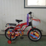 O estilo bonito uma boa qualidade de 16 polegadas caçoa a suspensão MTB da liga da bicicleta de 4 rodas/bicicleta da sujeira para a bicicleta das crianças dos miúdos com banco traseiro