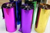 초콜렛 포장을%s PVC 황금 은 엄밀한 필름
