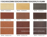 Exterior Wall Brick 60*240mm Rdff221のための粘土Split Tile