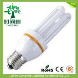 Lampada economizzatrice d'energia di T4 3u 6000h 15W 18W 20W 22W, indicatore luminoso