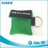 Einwegventil CPR-Gesichtsmaske CPR-Schablone Keychain