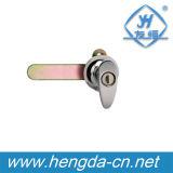 Fechamento da came do punho do armário T do metal da liga do zinco