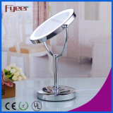 Fyeer Ultra Thin Double Side Cosmetic Table Mirror con il LED Light