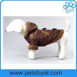 El perro de la capa del animal doméstico del algodón del invierno de la fábrica arropa los accesorios
