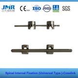 FDA-gebilligte spinale interne Fixierung-spinale Implantats-Dorn-Chirurgie axiale Pedicle Polyschraube