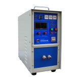 Máquina que cubre con bronce Handheld de la calefacción de inducción de IGBT 16kw