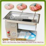 Tiras Desk-Top da carne/galinha, máquina de corte das partes
