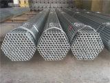 Tubo barato galvanizado BS1139 del Od 48.3m m