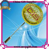 Emblema personalizado para o emblema do Pin de metal