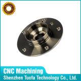 Piezas de metal de encargo del reductor de la precisión del CNC, espaciador de la rueda