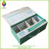 Papel de la cubierta de embalaje caja de zapatos imán de almacenamiento
