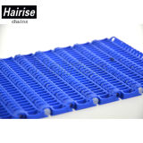 Har100 Norm-modularer Plastikriemen für Nahrungsmittelförderband