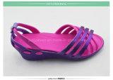 Commercio all'ingrosso del sandalo del cuneo della spiaggia delle 2017 donne nel Regno Unito