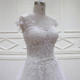 Шнурок a длины пола французский - линия Bridal мантии