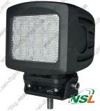 Vente 2016 chaude ! ! ! lumière de travail de 90W LED, lumière de travail de C.C LED de 12V 24V, lumière de travail de RoHS LED de la CE pour des camions