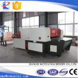 Automatic idraulico Cutting Machine con Conveyor Belt Feeding