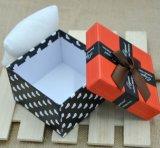 Rectángulo de reloj de empaquetado del rectángulo del rectángulo de joyería del rectángulo de regalo de Manila mini