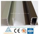 L'aluminium d'ODM a expulsé profil pour le matériau de construction utilisé par industrie