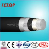 кабель пропускной способности 1000A алюминиевого кабеля оболочки PVC изоляции 0.6/1kv XLPE в настоящее время