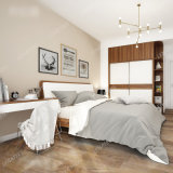 Sz01b Schlafzimmer-Möbel-Entwurfs-Schreibens-Tisch-Schreibens-Schreibtisch mit 2 Fächern