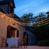 防水Hodlidayの装飾IP44のためのクリスマスの星の豆電球