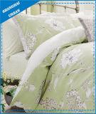 自然なスケッチデザインはポリエステル羽毛布団カバーセットを印刷した