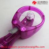 Beweglicher batteriebetriebener Handwasser-Spray-Nebel-Ventilator