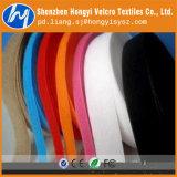 Прочная цветастая слипчивая бортовая лента крюка велкроего и Ht петли для одежды