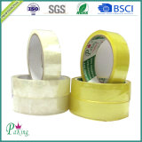 Bande adhésive transparente de papeterie du faisceau de papier BOPP